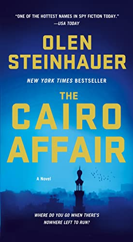 The Cairo Affair: A Novel: Olen Steinhauer