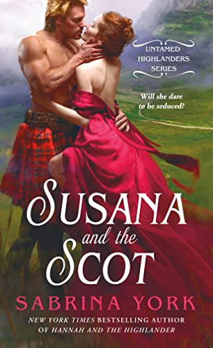 9781250069702: Susana and the Scot (Untamed Highlanders)
