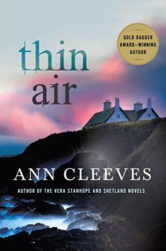 9781250069948: Thin Air (Shetland Island Mysteries)