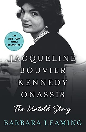 9781250070258: Jacqueline Bouvier Kennedy Onassis: The Untold Story