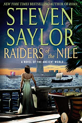 9781250070340: Raiders of the Nile: A Novel of the Ancient World (Novels of Ancient Rome)