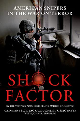 9781250070357: Shock Factor: American Snipers in the War on Terror