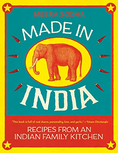 Made in India: Recipes from an Indian Family Kitchen (Hardcover): Meera Sodha