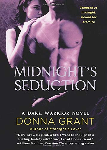 9781250071606: Midnight's Seduction (Dark Warriors)