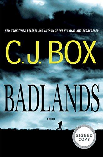 9781250071828: Badlands - Autographed Signed Copy