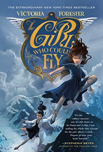 9781250072467: The Girl Who Could Fly