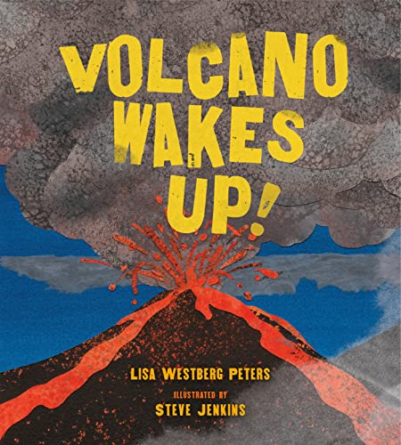 Volcano wakes up by lisa westberg peters square fish for Square fish publishing