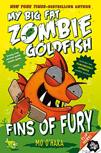 9781250073266: Fins of Fury: My Big Fat Zombie Goldfish