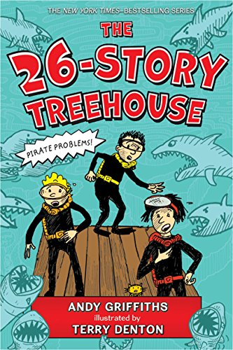 The 26-Story Treehouse (The Treehouse Books): Griffiths, Andy