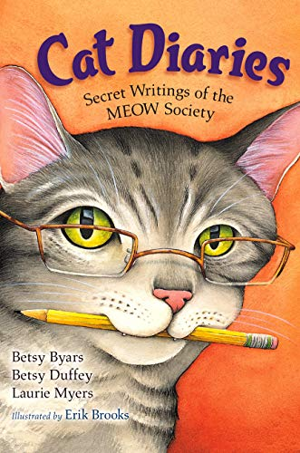 9781250073280: Cat Diaries: Secret Writings of the MEOW Society