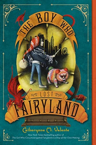 9781250073327: The Boy Who Lost Fairyland