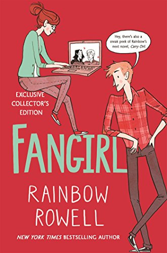 9781250073785: Fangirl (B&N Exclusive Collector's Edition)