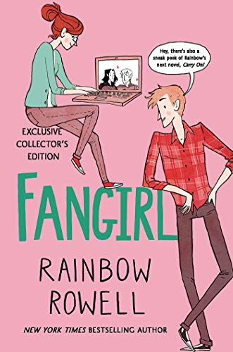 9781250073808: Fangirl: A Novel
