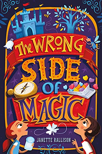 9781250074287: The Wrong Side of Magic