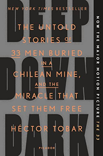 9781250074850: Deep Down Dark: The Untold Stories of 33 Men Buried in a Chilean Mine, and the Miracle That Set Them Free