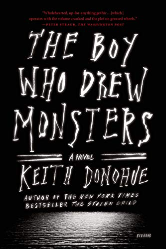 9781250074881: Boy Who Drew Monsters