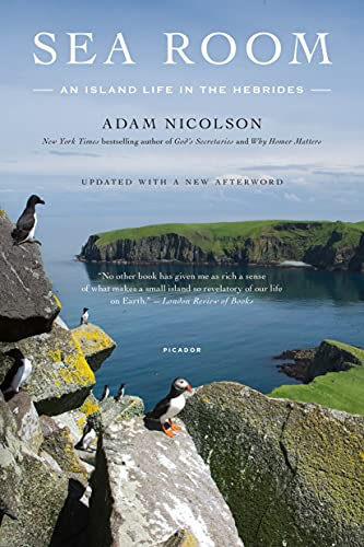 9781250074959: Sea Room: An Island Life in the Hebrides