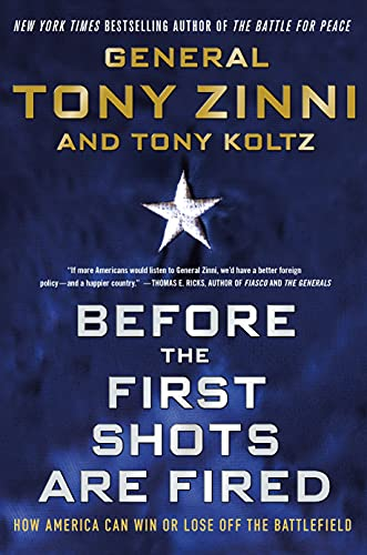 9781250075055: Before the First Shots Are Fired: How America Can Win Or Lose Off The Battlefield