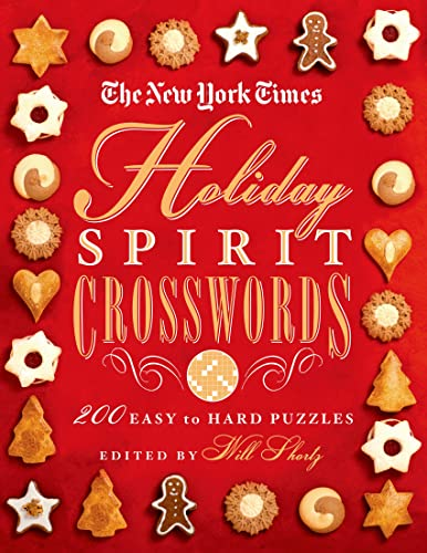 The New York Times Holiday Spirit Crosswords: Festive, Fun Puzzles: New York Times