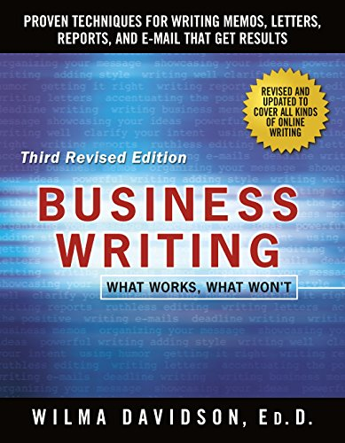 9781250075499: Business Writing: What Works, What Won't