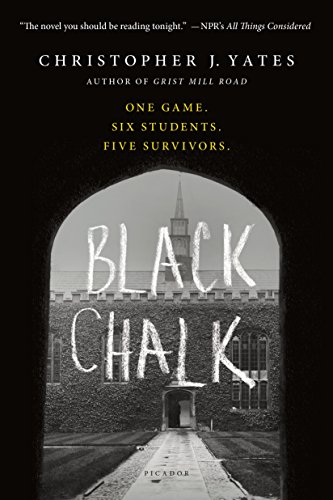 9781250075550: Black Chalk