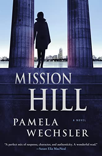 9781250075697: Mission Hill: A Novel (Abby Endicott Novels)