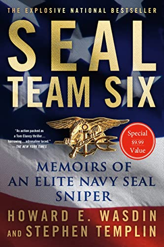 9781250076199: Seal Team Six: Memoirs of an Elite Navy Seal Sniper