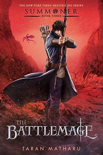 9781250076328: The Battlemage: Summoner, Book Three (The Summoner Trilogy)