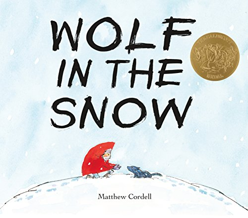 Wolf in the Snow: Matthew Cordell