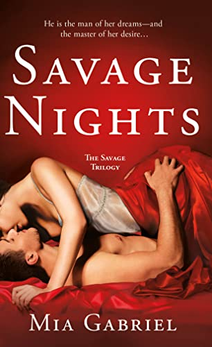 Savage Nights: The Savage Trilogy