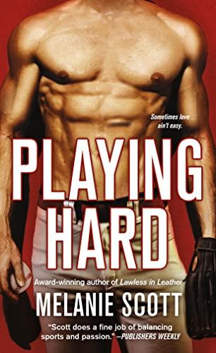 9781250077202: Playing Hard (New York Saints)