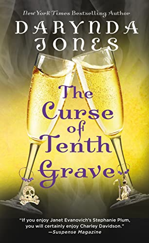 The Curse of Tenth Grave (Mass Market Paperback)