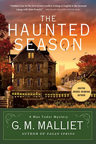 9781250079305: The Haunted Season: A Max Tudor Mystery (A Max Tudor Novel)