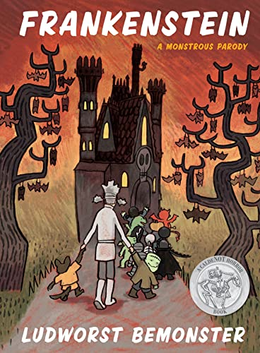 9781250079466: Frankenstein: A Monstrous Parody