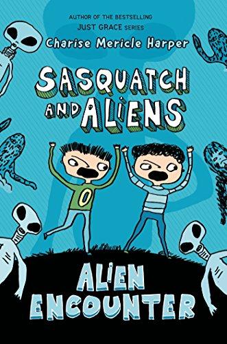 9781250079770: Alien Encounter: Sasquatch and Aliens