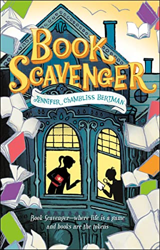 9781250079800: Book Scavenger (The Book Scavenger series)