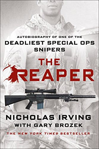 9781250080608: The Reaper: Autobiography of One of the Deadliest Special Ops Snipers