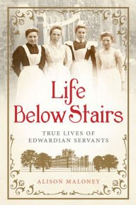 9781250080776: Life Below Stairs: True Lives of Edwardian Servants