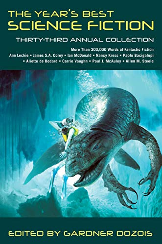 9781250080844: The year's best science fiction