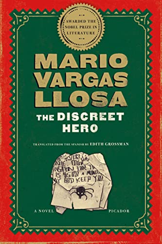 9781250081629: The Discreet Hero: A Novel