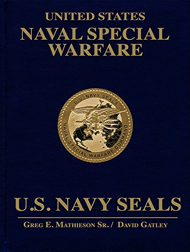 9781250086143: United States Naval Special Warfare: U.S. Navy SEALs