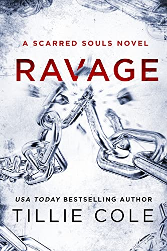 9781250086297: Ravage: A Scarred Souls Novel