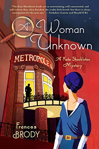 9781250087171: A Woman Unknown (A Kate Shackleton Mystery)