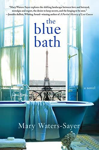 The Blue Bath: Mary Waters-Sayer