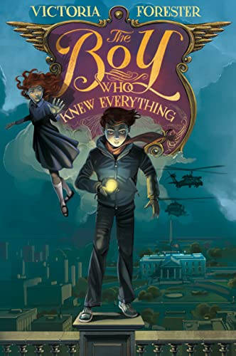 9781250090553: The Boy Who Knew Everything