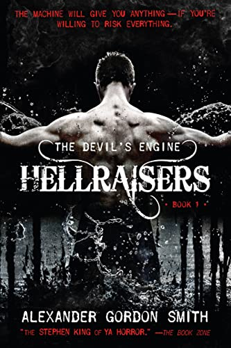 9781250090621: The Devil's Engine: Hellraisers: (Book 1)