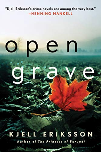 9781250091086: Open Grave: A Mystery (Ann Lindell Mysteries)
