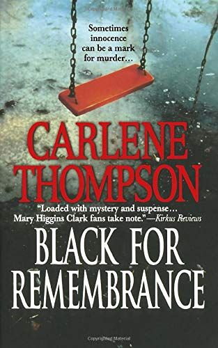 9781250091871: BLACK FOR REMEMBRANCE