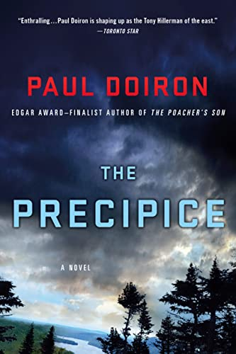 9781250092083: The Precipice: A Novel (Mike Bowditch Mysteries)