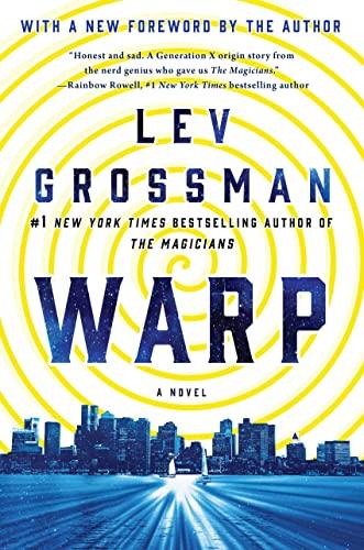 9781250092373: Warp: A Novel